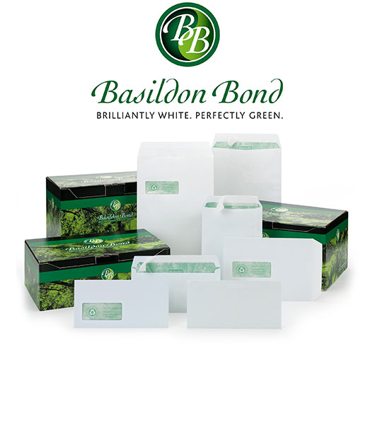 Basildon Bond Business Envelopes